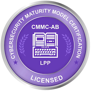CMMC-AB LPP Licensed